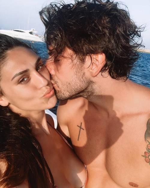 """Cecilia Rodriguez offende Ignazio Moser: """"Stai attento!"""""""