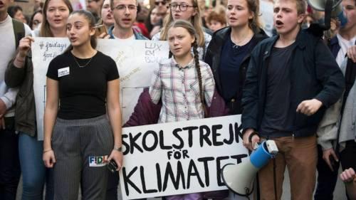 La deriva ideologica (e gretina) dell'ambientalismo