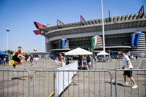 Coronavirus, Lega Calcio valuta ipotesi Serie A a porte chiuse