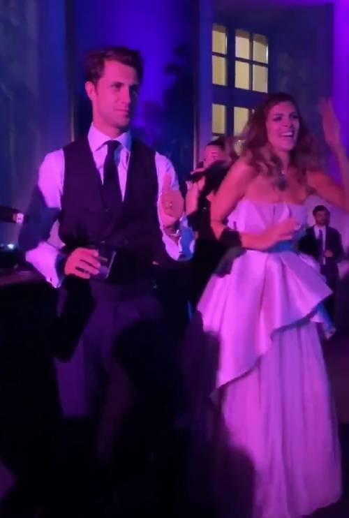 Le nozze da favola di Cristina Chiabotto e Marco Roscio 7