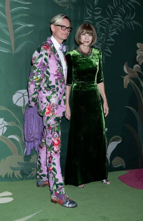 Parata di vip al Green Carpet Fashion Awards 2019 4