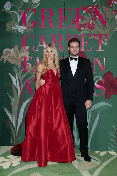Parata di vip al Green Carpet Fashion Awards 2019 5