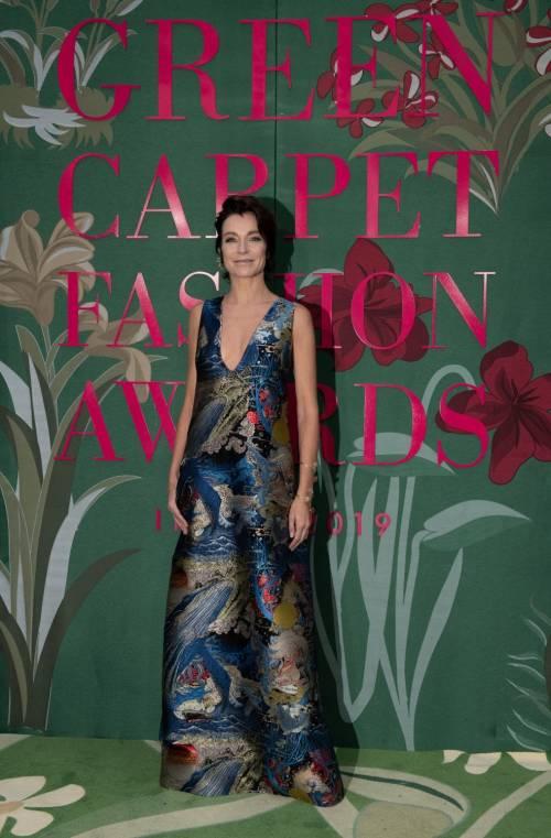 Parata di vip al Green Carpet Fashion Awards 2019 6