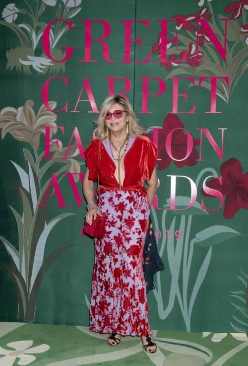 Parata di vip al Green Carpet Fashion Awards 2019 7