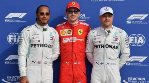 Formula 1, Bottas nuovamente uomo squadra