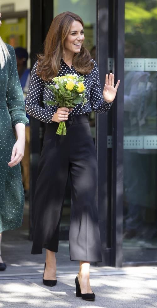 Kate Middleton in pantaloni: foto 4