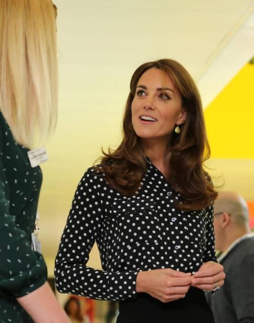 Kate Middleton in pantaloni: foto 7