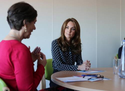 Kate Middleton in pantaloni: foto 8
