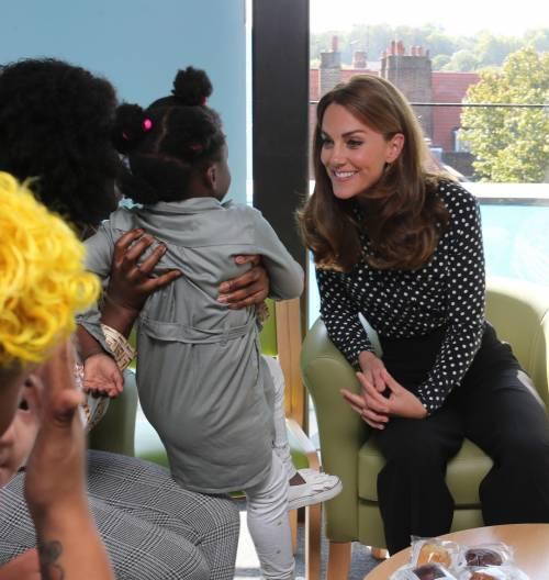 Kate Middleton in pantaloni: foto 10