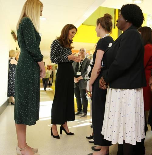 Kate Middleton in pantaloni: foto 3