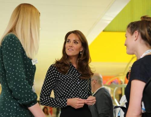 Kate Middleton in pantaloni: foto 1