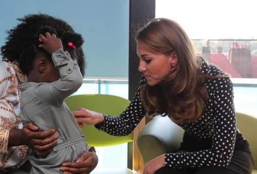 Kate Middleton in pantaloni: foto 5