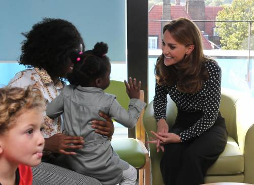 Kate Middleton in pantaloni: foto 6