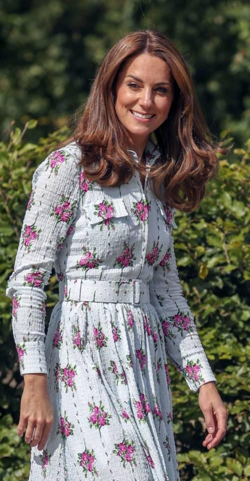 Kate Middleton in pantaloni: foto 9