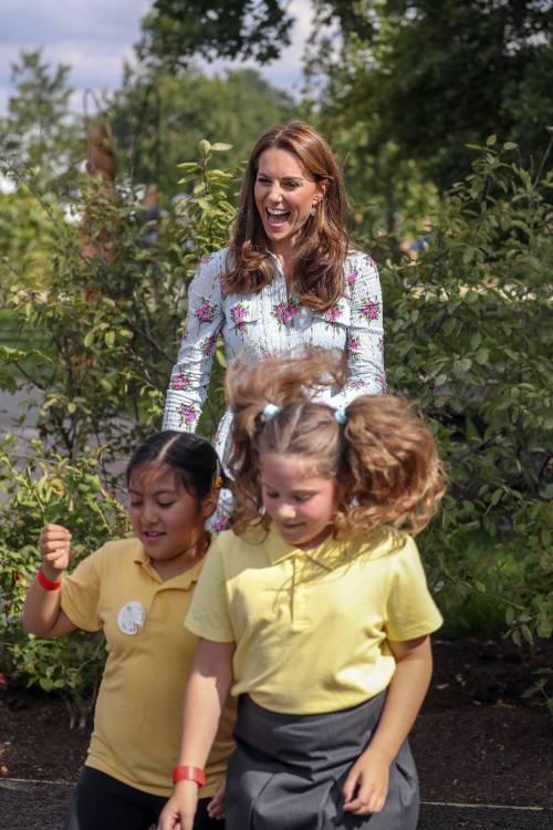 Kate Middleton in pantaloni: foto 2