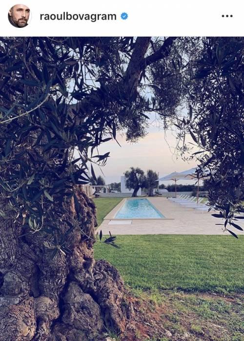 Raoul Bova fa acquisti in Puglia: compra una masseria con tanto di ulivi e piscina