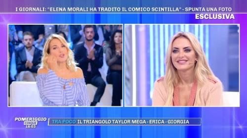 """Elena Morali smentisce la crisi con Scintilla: """"È lontano, ma non ci siamo lasciati..."""""""