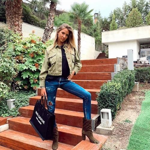 Alice Campello infiamma i social: gli scatti di lady Morata 3