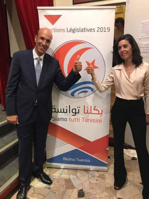 Ex vigilessa sul Garda: da Fratelli d'Italia a candidata in Tunisia