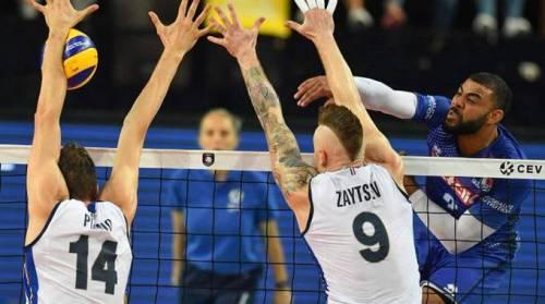 Europei di pallavolo, l'Italia fuori ai quarti: vince la Francia 3-0