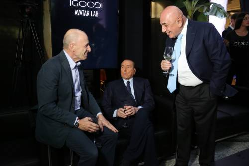 Billy Berlusconi presenta Igoodi  5