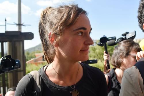 Carola Rackete ospite da Fazio scatena l'ira di Salvini e Meloni