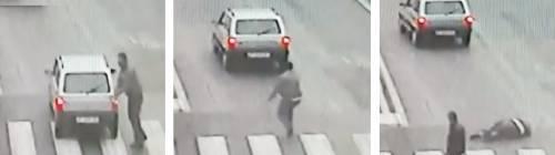 Così il marocchino faceva finta di essere investito dalle auto