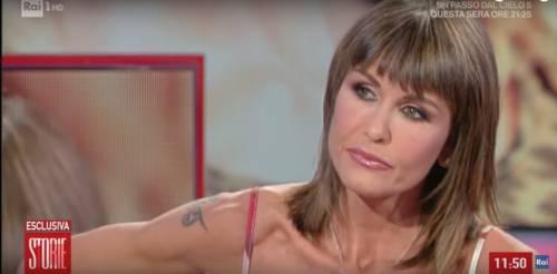 """Arianna David: """"Costretta a ritirare la denuncia contro il mio stalker"""""""