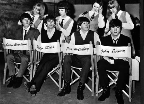 Paul McCartney con Ringo Starr per i 50 anni di Abbey Road