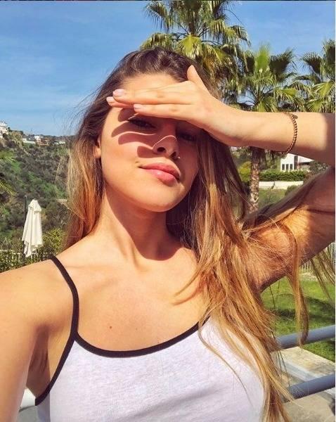 Giorgia Caldarulo, la nuova fiamma di Taylor Mega  2