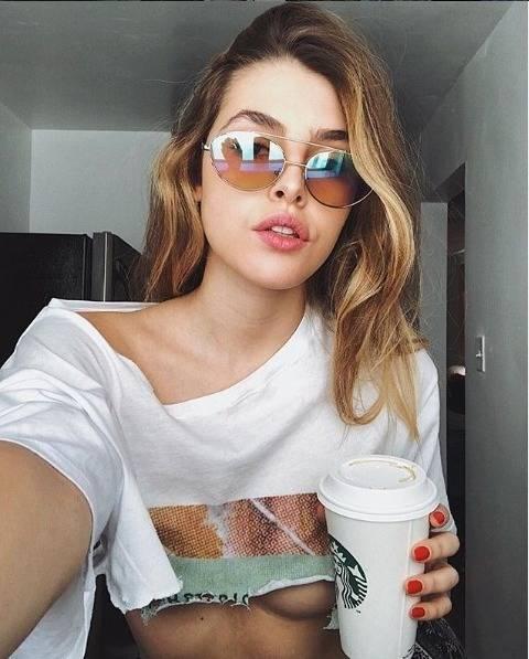 Giorgia Caldarulo, la nuova fiamma di Taylor Mega  3