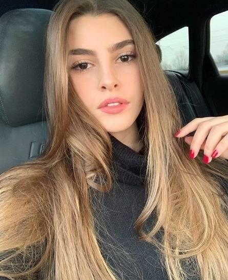 Giorgia Caldarulo, la nuova fiamma di Taylor Mega  5