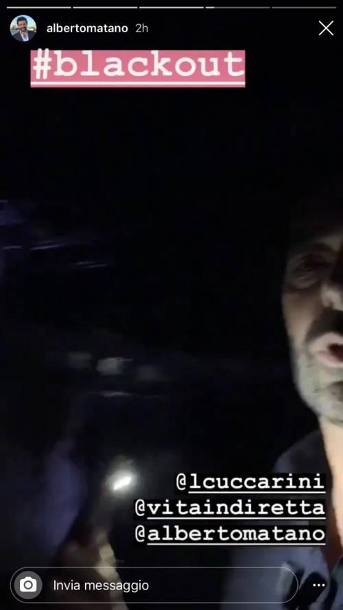 """Un black out """"spegne"""" la Rai: La Vita in diretta resta al buio"""
