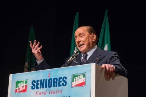 """Berlusconi è positivo al Covid. Zangrillo: """"È asintomatico"""""""