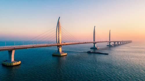 """Il salto di qualità della Cina nella costruzione dei """"super progetti"""" infrastrutturali"""