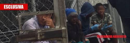 L'indegno campo migranti finanziato dalla buonista Ue