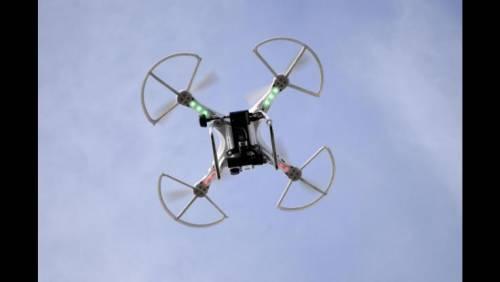In volo i droni anti-furbetti. Un nuovo modulo per chi esce