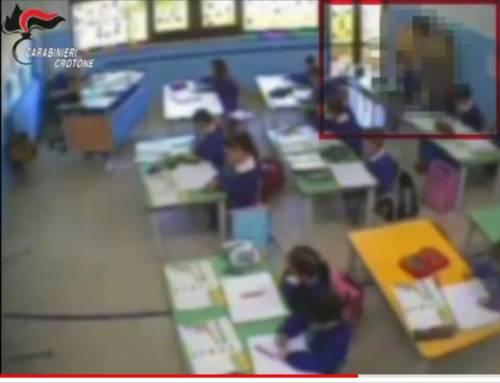 Crotone, botte e insulti a bambini della scuola elementare