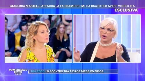 """Lucia Bramieri: """"Gianluca Mastelli non andava bene, ma non ho parlato di tradimenti"""""""