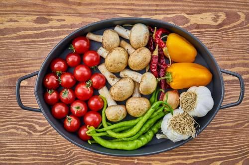 Funghi: protagonisti della dieta autunnale