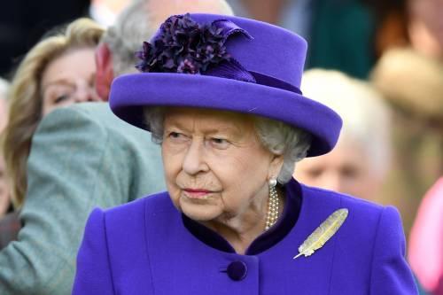 Finite le vacanze anche per la Regina Elisabetta