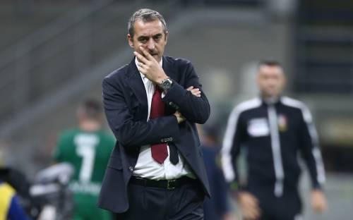 """Milan, Boban jr scarica Giampaolo: """"Il problema è l'allenatore"""""""