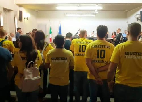 Taranto, oggi l'inizio del processo per la morte di Morricella 2