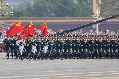 Cina, a Pechino le celebrazioni della fondazione della Republica Popolare