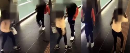 Pugno in faccia a una ragazza nel sottopasso della stazione: denunciato 32enne del Mali