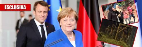 La Merkel ora ha paura: blitz anti-migranti in Turchia