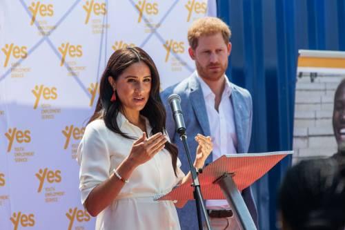 Meghan Markle e il Principe Harry, le foto in Africa 2