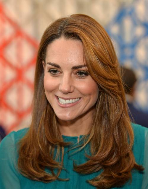 Kate Middleton e il Principe William all'Aga Khan Centre: foto 3