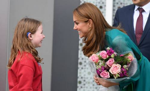 Kate Middleton e il Principe William all'Aga Khan Centre: foto 4