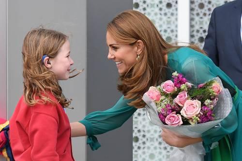 Kate Middleton e il Principe William all'Aga Khan Centre: foto 5